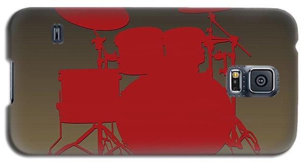 San Francisco 49ers Drum Set Galaxy S5 Case