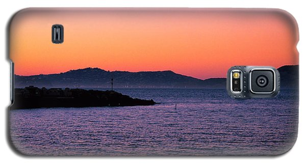 San Francisco Bay At Dusk 2 Galaxy S5 Case