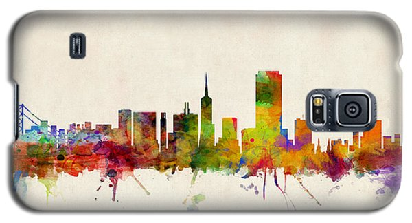 San Francisco City Skyline Galaxy S5 Case