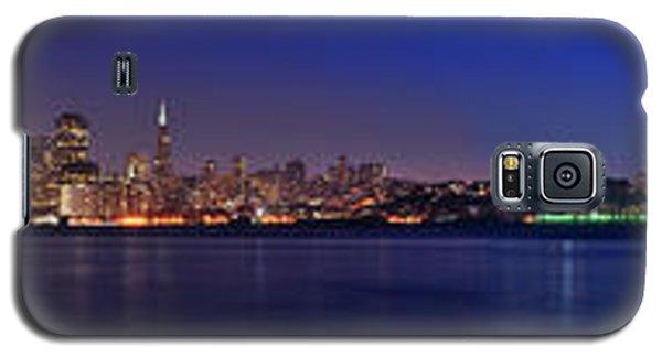 San Francisco Dusk Panorama Galaxy S5 Case
