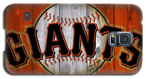 San Francisco Giants Barn Door Galaxy S5 Case