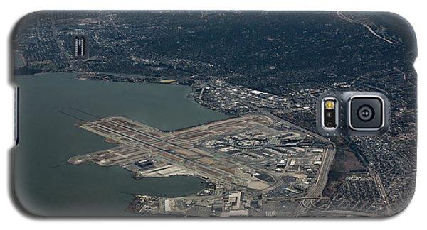 San Francisco International Airport Galaxy S5 Case