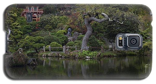 San Francisco Japanese Garden Galaxy S5 Case