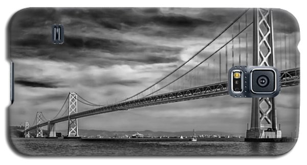San Francisco - Oakland Bay Bridge Galaxy S5 Case