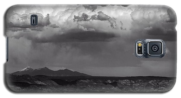 San Francisco Peaks Snow Rain And Clouds Galaxy S5 Case