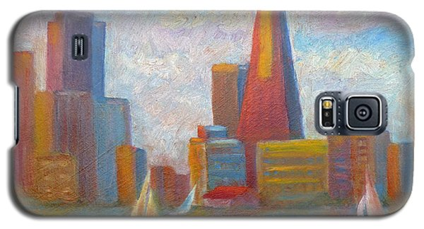 San Francisco Reflections Galaxy S5 Case