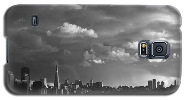 Galaxy S5 Case featuring the photograph San Francisco Skyline by Sean Foster