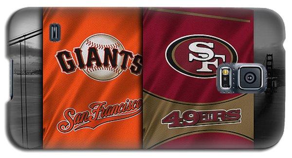 San Francisco Sports Teams Galaxy S5 Case by Joe Hamilton