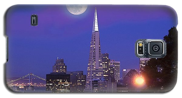 San Francisco - A Golden Handcuff Galaxy S5 Case by Douglas MooreZart