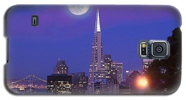 San Francisco - A Golden Handcuff Galaxy S5 Case