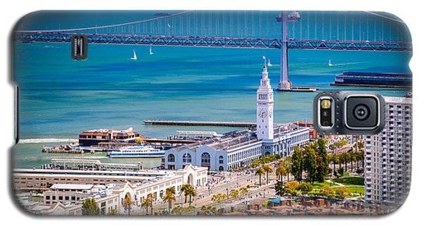 San Francisco Waterfront Galaxy S5 Case
