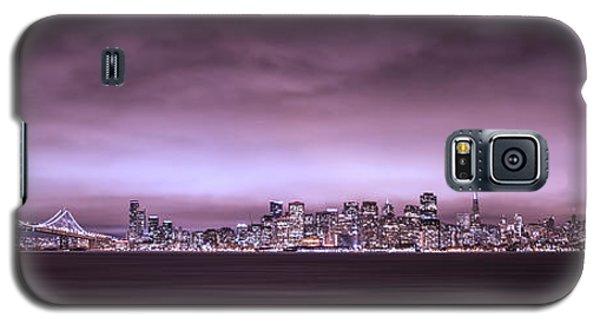 San Fransisco Cityscape Panorama Galaxy S5 Case