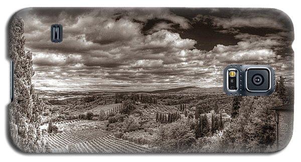 San Gimignano View Galaxy S5 Case