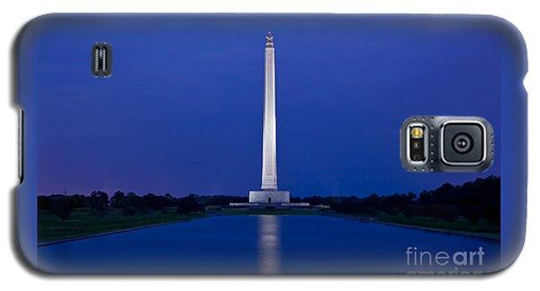 San Jacinto Monument Galaxy S5 Case