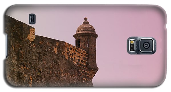 San Juan - City Lookout Post Galaxy S5 Case by Richard Reeve