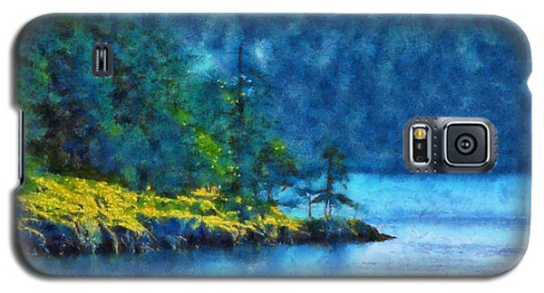 San Juan Island Bay Galaxy S5 Case