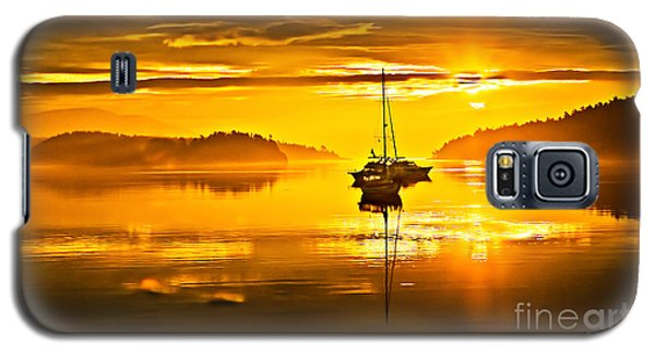 San Juan Sunrise Galaxy S5 Case