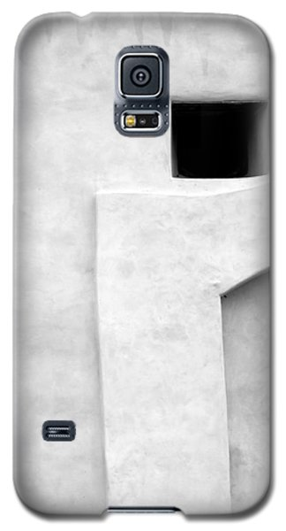 San Juan Wall Abstract 1 Bw Galaxy S5 Case