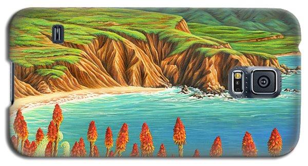 San Mateo Springtime Galaxy S5 Case