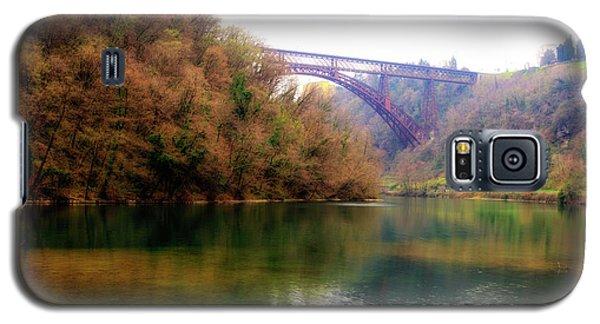 San Michele Bridge N.1 Galaxy S5 Case