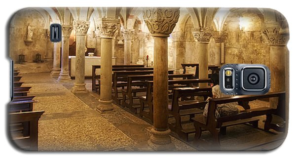 San Michele Chapel Galaxy S5 Case