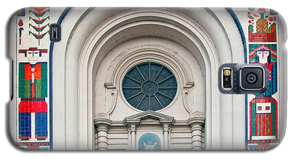 San Salvador Mural Galaxy S5 Case by Dennis Cox WorldViews