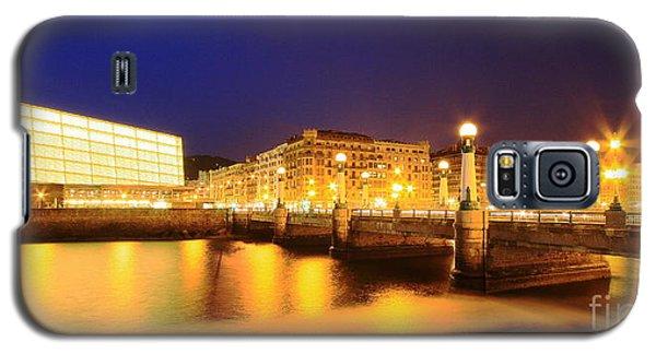 Galaxy S5 Case featuring the photograph San Sebastian 3 by Mariusz Czajkowski