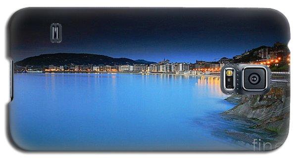 Galaxy S5 Case featuring the photograph San Sebastian 5 by Mariusz Czajkowski