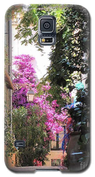 Galaxy S5 Case featuring the photograph St Tropez by HEVi FineArt
