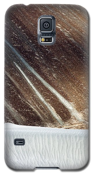 Sand Abstract, Hunder, 2006 Galaxy S5 Case
