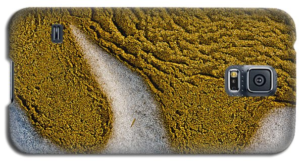 Sand Abstract Galaxy S5 Case