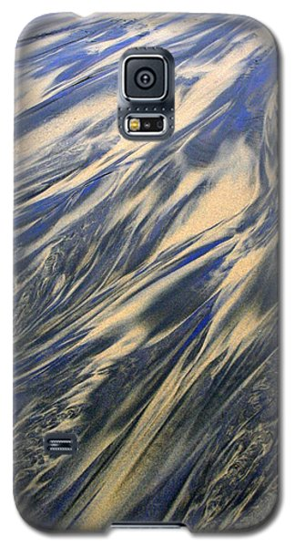 Galaxy S5 Case featuring the photograph Sand And Sky by Debra Kaye McKrill