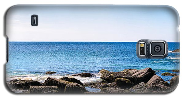 Sand Beach Rocky Shore   Galaxy S5 Case