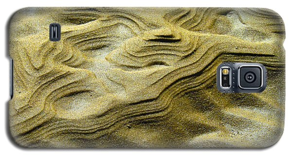 Sand Drift Galaxy S5 Case by Jocelyn Kahawai
