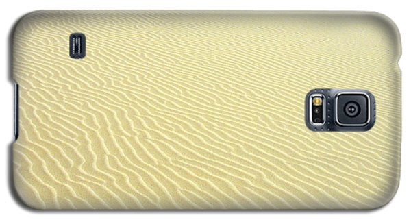 Galaxy S5 Case featuring the photograph Sand Dune by Ramona Johnston