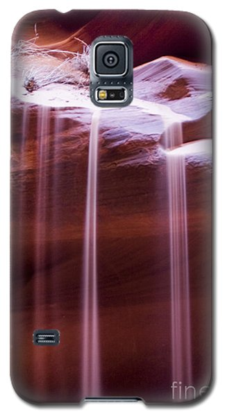 Sand Flow Galaxy S5 Case by Angelika Drake