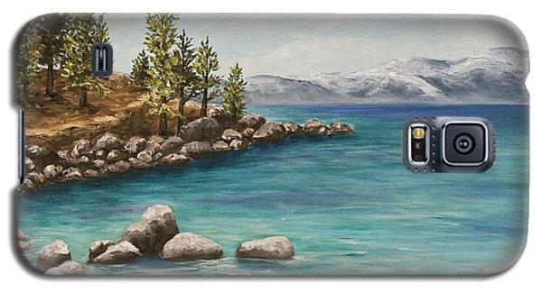Sand Harbor Lake Tahoe Galaxy S5 Case