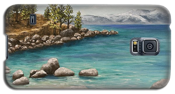 Sand Harbor Lake Tahoe Galaxy S5 Case