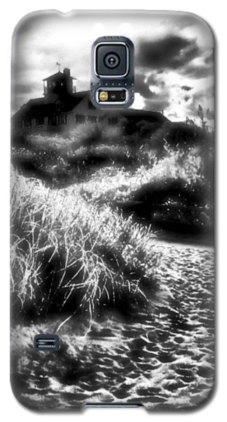 Galaxy S5 Case featuring the photograph Sand In Ma Shoes by Robert McCubbin