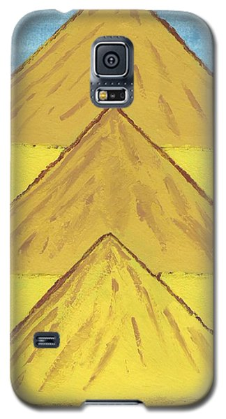 Sand Mountains Galaxy S5 Case