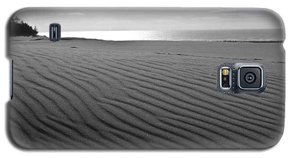 Galaxy S5 Case featuring the photograph Sand Patterns by Adria Trail