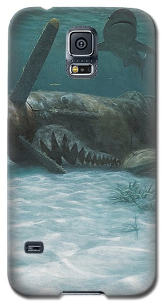 Sand Shark Galaxy S5 Case