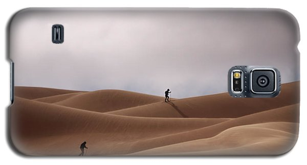 Sand Skiing Galaxy S5 Case