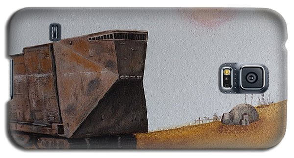 Sandcrawler Galaxy S5 Case