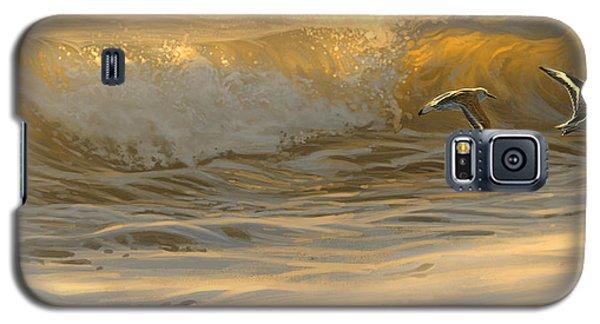Sanderlings Galaxy S5 Case