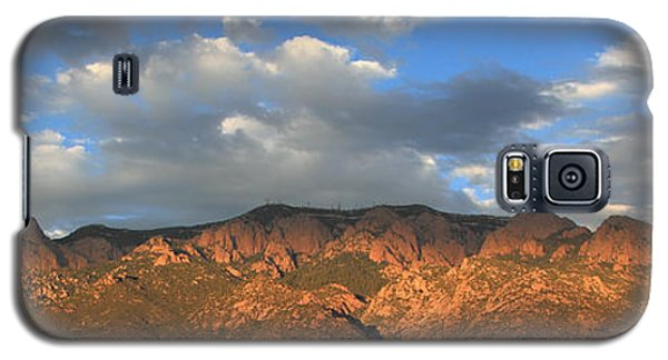 Sandia Crest At Sunset Galaxy S5 Case