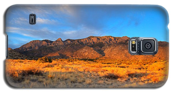 Sandia Crest Sunset Galaxy S5 Case