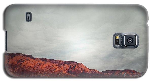Sandia Watermelon Mountain Galaxy S5 Case by Andrea Hazel Ihlefeld