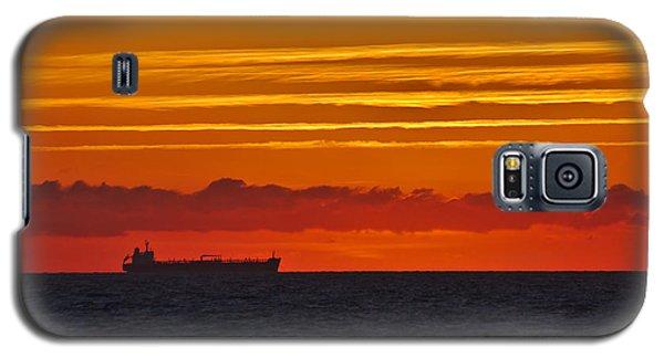Sandown Sunrise Galaxy S5 Case