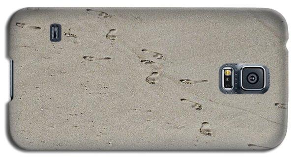 Sandprints Galaxy S5 Case